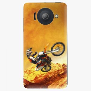 Plastový kryt iSaprio - Motocross - Huawei Ascend Y300