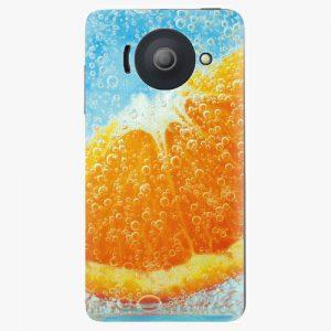Plastový kryt iSaprio - Orange Water - Huawei Ascend Y300