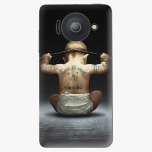 Plastový kryt iSaprio - Crazy Baby - Huawei Ascend Y300