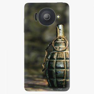 Plastový kryt iSaprio - Grenade - Huawei Ascend Y300