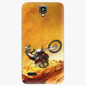 Plastový kryt iSaprio - Motocross - Huawei Ascend Y5