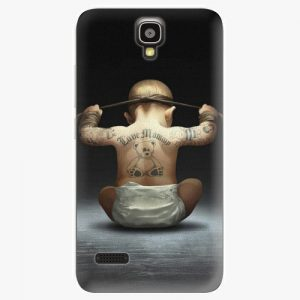 Plastový kryt iSaprio - Crazy Baby - Huawei Ascend Y5