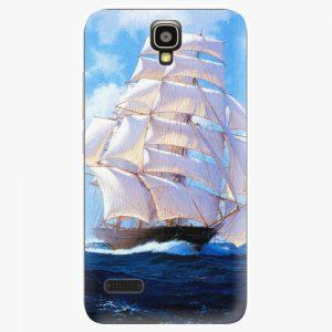 Plastový kryt iSaprio - Sailing Boat - Huawei Ascend Y5