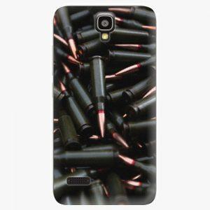 Plastový kryt iSaprio - Black Bullet - Huawei Ascend Y5