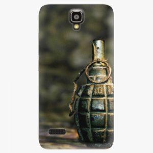 Plastový kryt iSaprio - Grenade - Huawei Ascend Y5