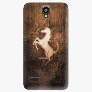 Plastový kryt iSaprio - Vintage Horse - Huawei Ascend Y5