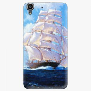 Plastový kryt iSaprio - Sailing Boat - Huawei Ascend Y6