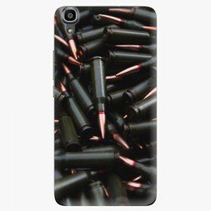 Plastový kryt iSaprio - Black Bullet - Huawei Ascend Y6