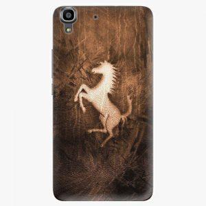 Plastový kryt iSaprio - Vintage Horse - Huawei Ascend Y6