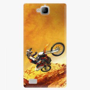 Plastový kryt iSaprio - Motocross - Huawei Honor 3C