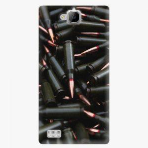 Plastový kryt iSaprio - Black Bullet - Huawei Honor 3C