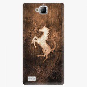 Plastový kryt iSaprio - Vintage Horse - Huawei Honor 3C