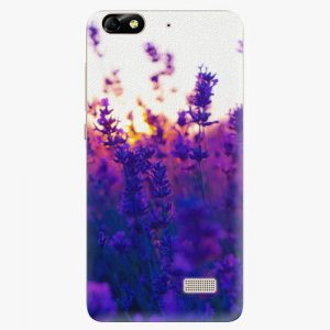 Plastový kryt iSaprio - Lavender Field - Huawei Honor 4C