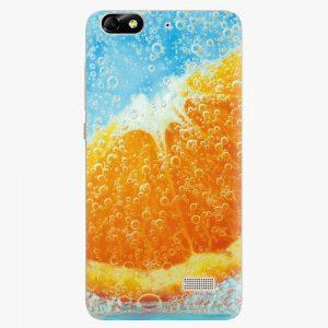 Plastový kryt iSaprio - Orange Water - Huawei Honor 4C