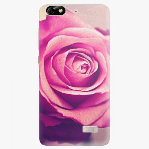 Plastový kryt iSaprio - Pink Rose - Huawei Honor 4C
