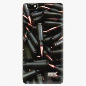 Plastový kryt iSaprio - Black Bullet - Huawei Honor 4C