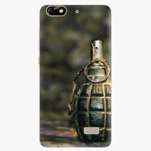 Plastový kryt iSaprio - Grenade - Huawei Honor 4C