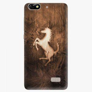 Plastový kryt iSaprio - Vintage Horse - Huawei Honor 4C