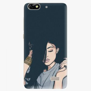 Plastový kryt iSaprio - Swag Girl - Huawei Honor 4C