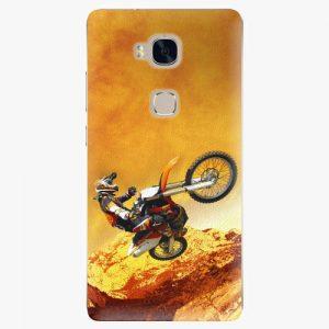 Plastový kryt iSaprio - Motocross - Huawei Honor 5X