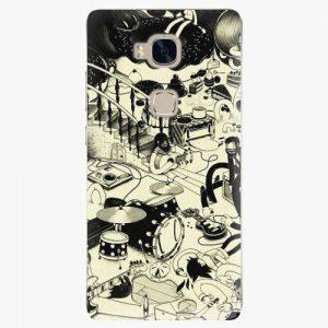 Plastový kryt iSaprio - Underground - Huawei Honor 5X