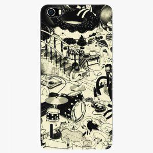 Plastový kryt iSaprio - Underground - Huawei Honor 6