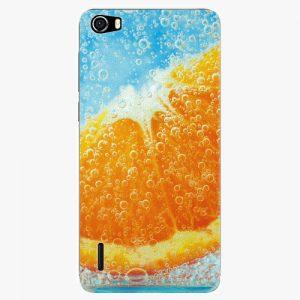 Plastový kryt iSaprio - Orange Water - Huawei Honor 6