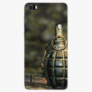 Plastový kryt iSaprio - Grenade - Huawei Honor 6
