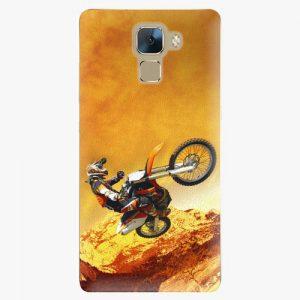 Plastový kryt iSaprio - Motocross - Huawei Honor 7