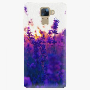 Plastový kryt iSaprio - Lavender Field - Huawei Honor 7