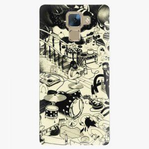 Plastový kryt iSaprio - Underground - Huawei Honor 7