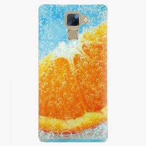 Plastový kryt iSaprio - Orange Water - Huawei Honor 7