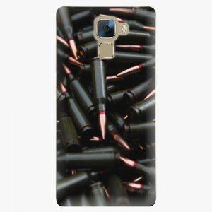 Plastový kryt iSaprio - Black Bullet - Huawei Honor 7