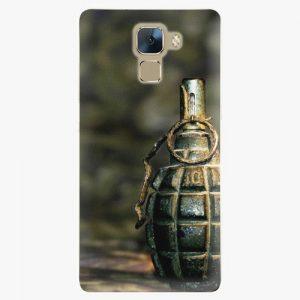 Plastový kryt iSaprio - Grenade - Huawei Honor 7