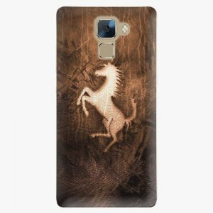 Plastový kryt iSaprio - Vintage Horse - Huawei Honor 7