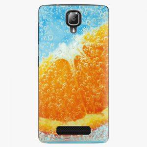 Plastový kryt iSaprio - Orange Water - Lenovo A1000