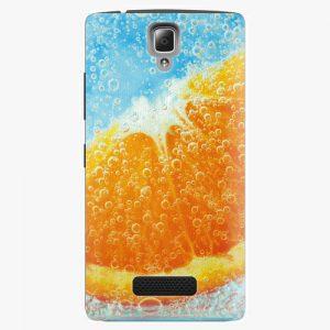 Plastový kryt iSaprio - Orange Water - Lenovo A2010