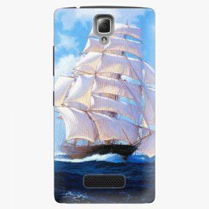 Plastový kryt iSaprio - Sailing Boat - Lenovo A2010