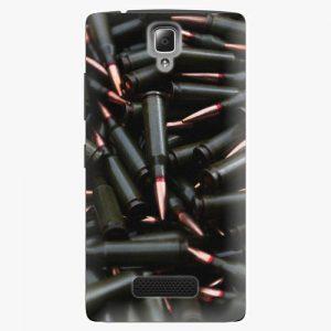 Plastový kryt iSaprio - Black Bullet - Lenovo A2010