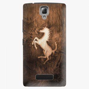 Plastový kryt iSaprio - Vintage Horse - Lenovo A2010