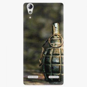 Plastový kryt iSaprio - Grenade - Lenovo A6000 / K3