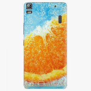 Plastový kryt iSaprio - Orange Water - Lenovo A7000