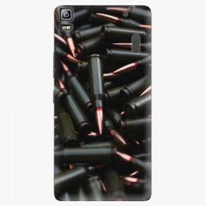 Plastový kryt iSaprio - Black Bullet - Lenovo A7000