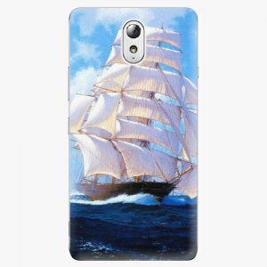 Plastový kryt iSaprio - Sailing Boat - Lenovo P1m