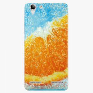 Plastový kryt iSaprio - Orange Water - Lenovo Vibe K5