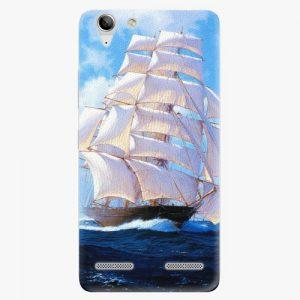 Plastový kryt iSaprio - Sailing Boat - Lenovo Vibe K5