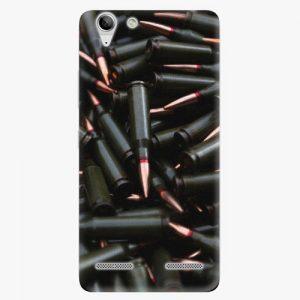 Plastový kryt iSaprio - Black Bullet - Lenovo Vibe K5
