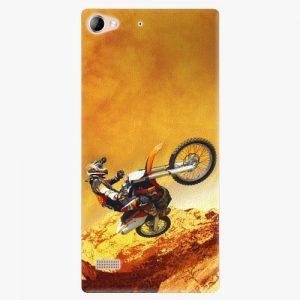 Plastový kryt iSaprio - Motocross - Lenovo Vibe X2
