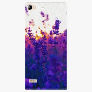 Plastový kryt iSaprio - Lavender Field - Lenovo Vibe X2