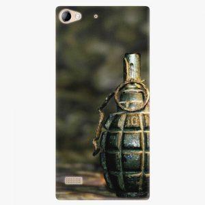 Plastový kryt iSaprio - Grenade - Lenovo Vibe X2